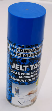 COLLE REPOSITIONNABLE (520ml)