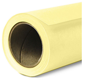 FOND PAPIER N°193 LIGHT YELLOW 2.75 X 11M
