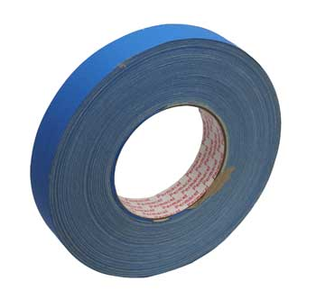 GAFFER 25mm x 50m BLEU ULTIMATTE